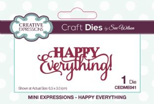 Mini Expressions - Happy Everything